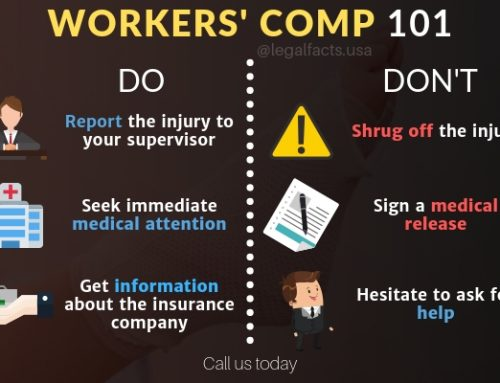 WHEN TO FILE A WORK RELATED INJURY